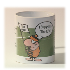 Cambridge United  Supporter Mug