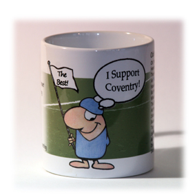 Coventry Supporter Mug