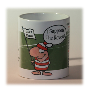 Doncaster Rovers Supporter Mug