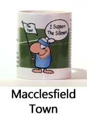 Click to View the Macclesfield Town Supporter Mug