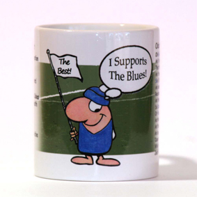 Burnley Supporter Mug